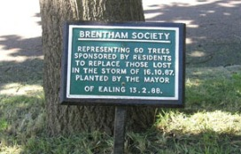 Plaque_Brentham_way