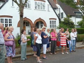 The St Albans U3A Architecture  Group