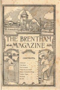 The Brentham Magazine