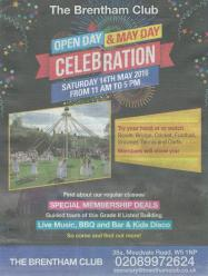 Club Open Day May2016